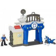 HASBRO TRA RBT Transformers Police Station