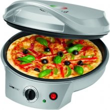 Clatronic PM 3622 Pizzamaker серебристый