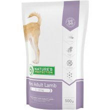 Natures Protection Adult Mini Lamb 500g...