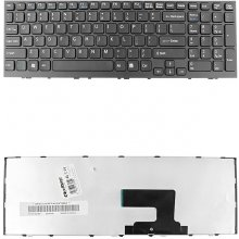 Qoltec Keyboard for Sony VPC-EE Series Black