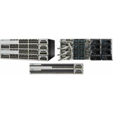 CISCO Catalyst 3750X-48P-S, 10/100/1000...