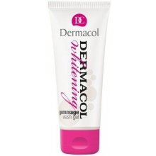 Dermacol Whitening Gommage Wash Gel 100ml -...