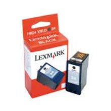 Tooner Lexmark Patrone Nr.34 bk 18C0034E