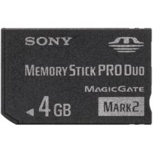 Mälukaart Sony MSMT4G + MS adapter, 4096 MB...