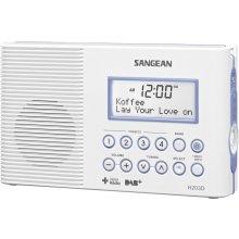 Raadio Sangean H-203 DAB+