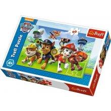 TREFL Puzzle 60 pcs - Paw Patrol, Ready to...
