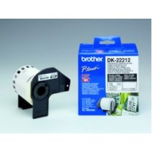 BROTHER Tape Film valge Film tape 62mm