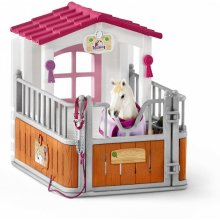 Schleich Horse Club 42368 Horse Stall koos...