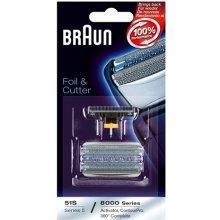 Braun healthcare pruun Serie 5 51S Folie &...