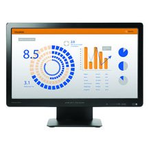 "Monitor HP INC. 20"" ProDisplay P202va LED..."