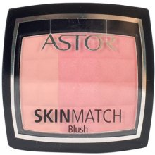 Astor Skin Match Blush 001 Rosy розовый...