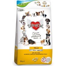 Disugual chicken adult large dog - 12kg