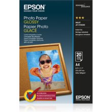 Epson фото PAPER GLOSSY