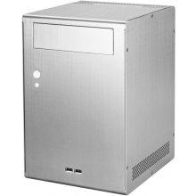 Корпус LIAN LI PC-Q07A серебристый