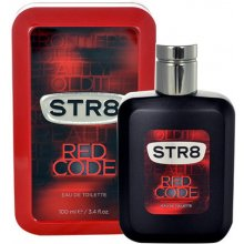 STR8 punane Code 100ml - Eau de Toilette...