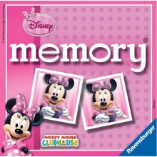 RAVENSBURGER Gra память Minnie мышь