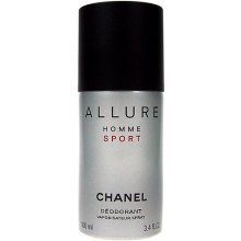 Chanel Allure Sport, Deodorant 100ml...