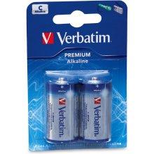 Verbatim Alkaline батарея LR14(C) (2pcs...