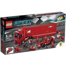 LEGO Speed Ciężarówka F1 4 T &...