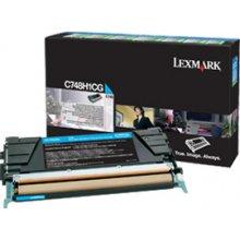 Тонер Lexmark C748H1CG, Laser, Lexmark C748...