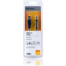 BELKIN F3U154CP4.8M, 2.0, USB A, USB B...