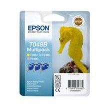 Тонер Epson Set T048B LC/LM/Y MultiPack |...