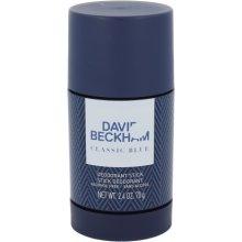 David Beckham Classic Blue 75ml - Deodorant...