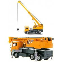 SIKU Telescopic Crane Car