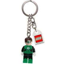 LEGO зелёный Lantern brelok