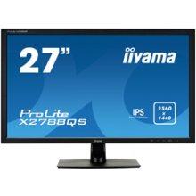 Monitor IIYAMA ProLite X2788QS-B1 (EEK: C)