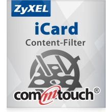 ZYXEL iCard Commtouch Content Filtering...