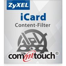 ZYXEL E-iCard 1 J. USG300 Cyren...