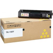 Тонер Kyocera TK-150Y tooner жёлтый (6000lk)