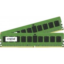 Mälu Crucial 16GB KIT DDR4 2133 MT/s 8GBx2...