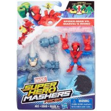 HASBRO AVN Micro 2-pack, Spider-Manvs...
