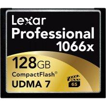 Флешка Lexar CF Card 128GB 1066x...