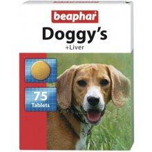 Beaphar Doggys Liver витамины в виде...