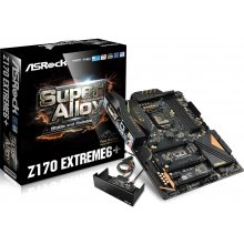 Emaplaat ASRock Z170 EXTREME6+, Z170...