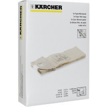 KÄRCHER Paper Filter Bag 5 pcs. for WD 2.200