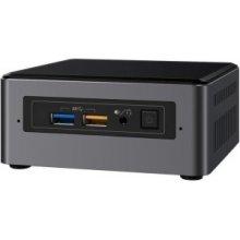 INTEL BOXNUC7i7BNH, i7-7567U, DDR4-2133...