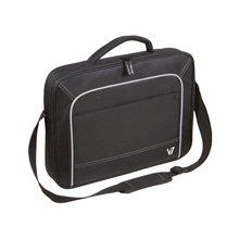 """V7 Vantage Frontloader 17"""", Briefcase..."""