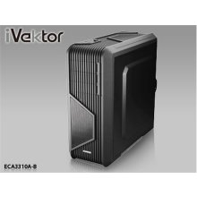 Корпус Enermax iVektor withoout PSU, black