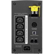 UPS APC Back- 700VA, 230V, AVR, IEC Sockets
