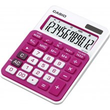 Калькулятор Casio Ms-20NC-RD красный