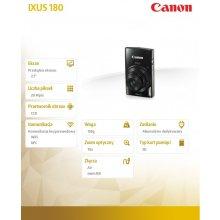 Фотоаппарат Canon IXUS 180 чёрный