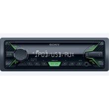 Sony Autoraadio, 4x55W, USB, roheline
