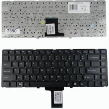 Qoltec Keyboard for Sony VPC-EA Black
