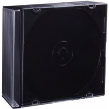 ESPERANZA BOX FOR 1 CD Slim 5.2mm Black x 10