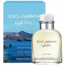Dolce & Gabbana Light Blue Discover Vulcano...