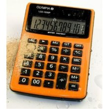 Kalkulaator Olympia Taschenrechner LCD-1000P